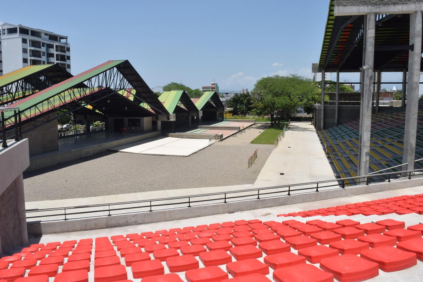 Parque de la Música Jorge Villamil