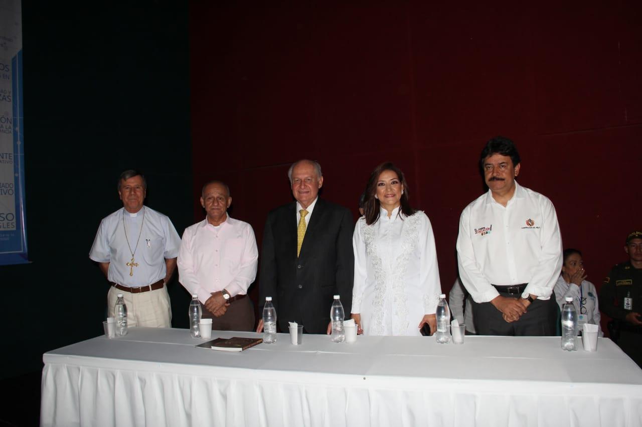En el Huila exaltan trayectoria científica de Manuel Elkin Patarroyo
