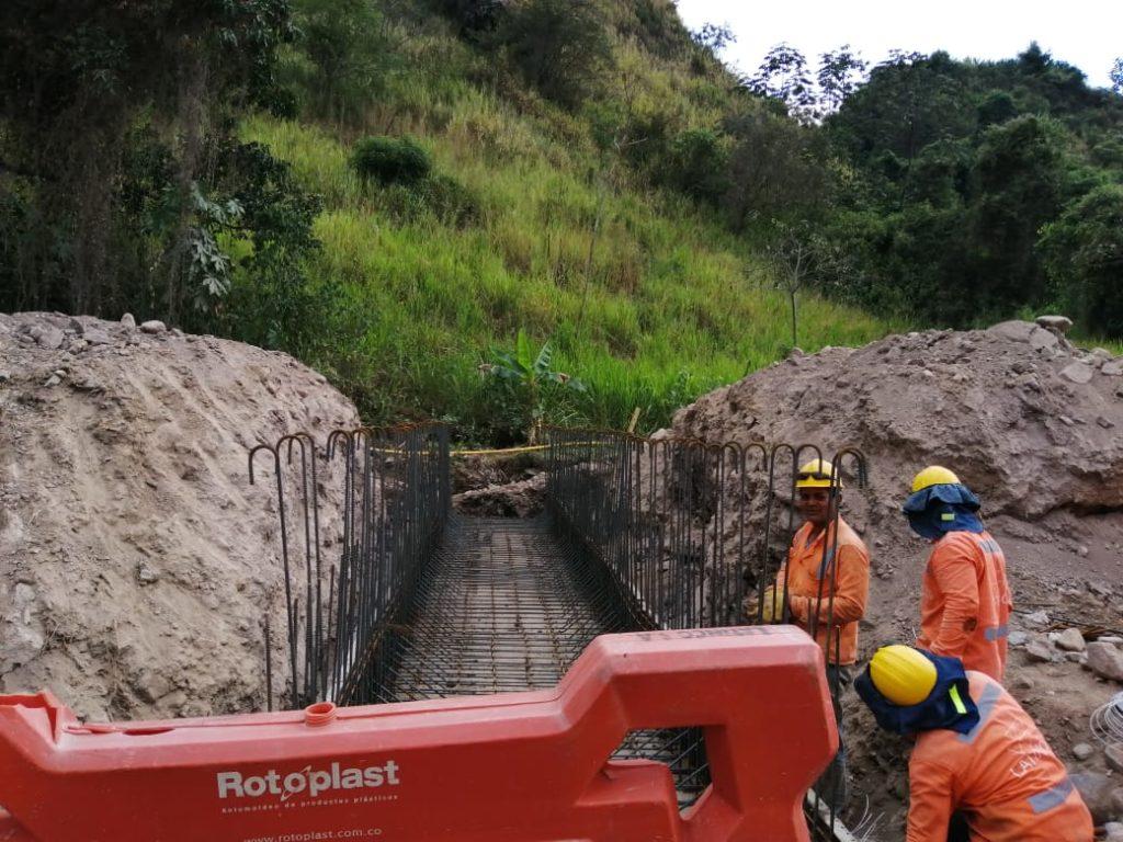 Pavimentación de la vía La Plata-Belén llega a cinco kilómetros