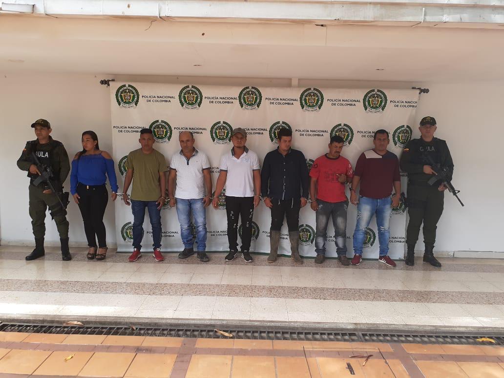 """Policía Nacional captura cabecilla de la GAO-R 62, """"comisión Manuel Marulanda Vélez"""""""