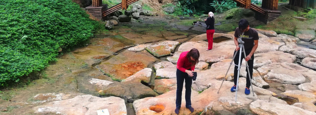 Proyecto interinstitucional de conservación de la fuente de Lavapatas en San Agustín