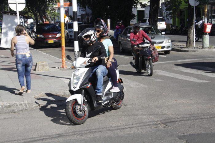 Desde el 24 de enero, los motociclistas neivanos podrán transitar sin restricción por el microcentro