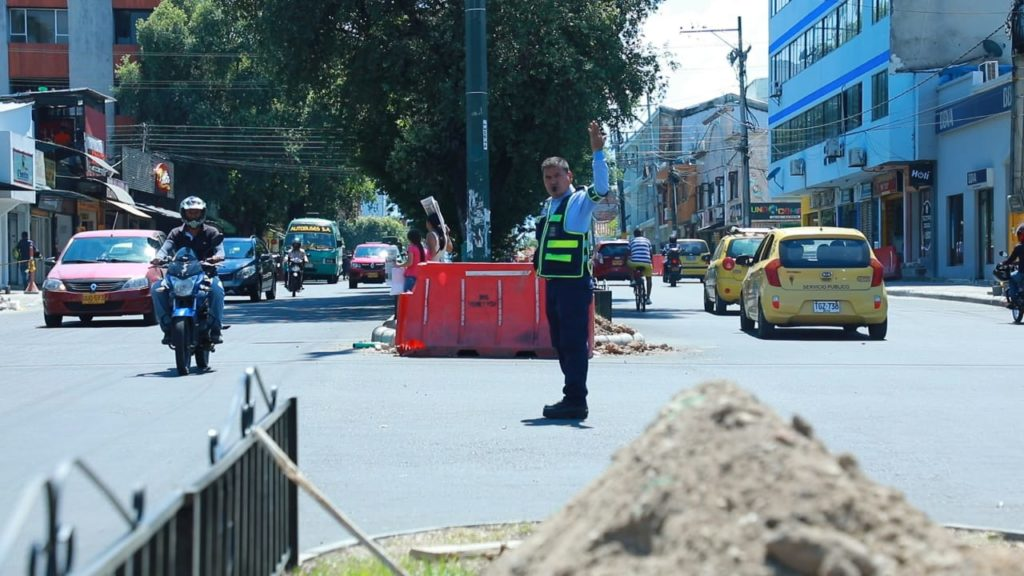 Contratarán 60 nuevos agentes de tránsito para Neiva