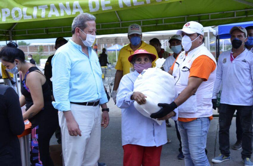 MINISTERIO DEL INTERIOR COMENZÓ EL GIRO DE NUEVAS AYUDAS PARA COMUNIDADES DEL HUILA