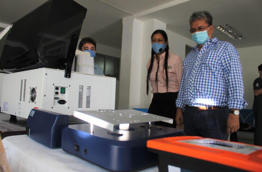Ecopetrol entrega dotación  al Hospital San Carlos de Aipe, Huila