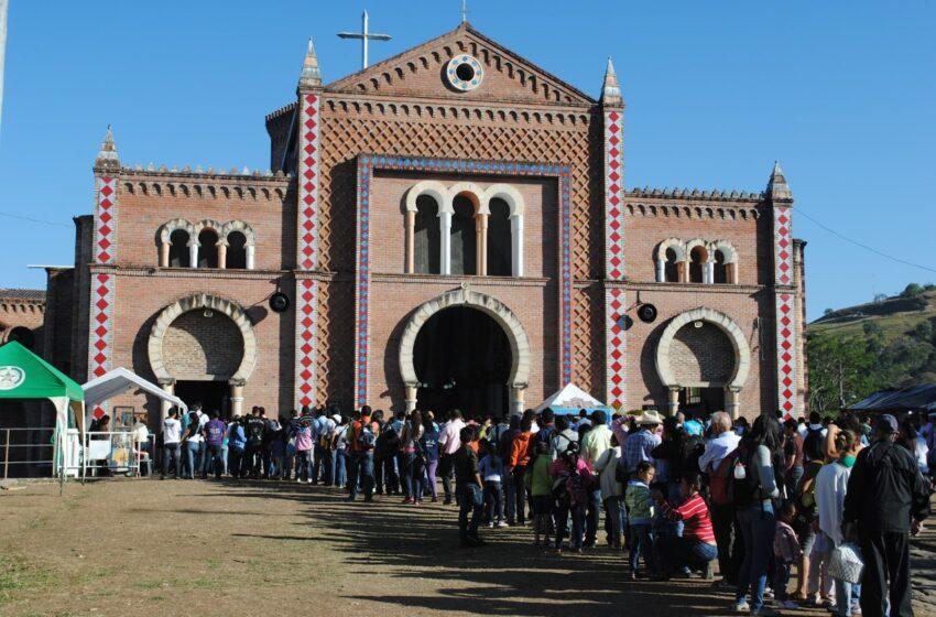 Se suspende la fiesta religiosa en honor a la virgen de las Mercedes en Nátaga, Huila