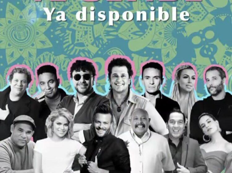Artistas colombianos se unen para cantar el himno del Carnaval 2021