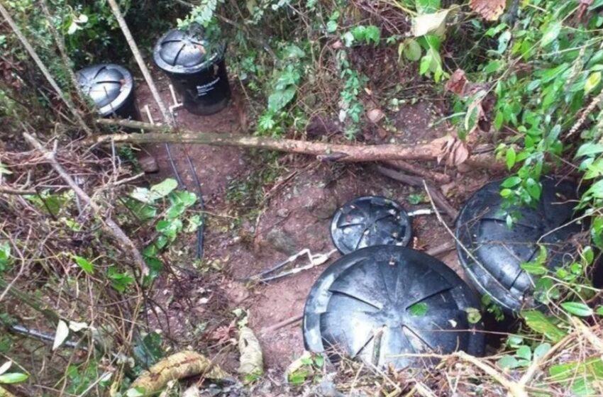 En varios municipios del centro del Huila se construirá sistemas de descontaminación rural.