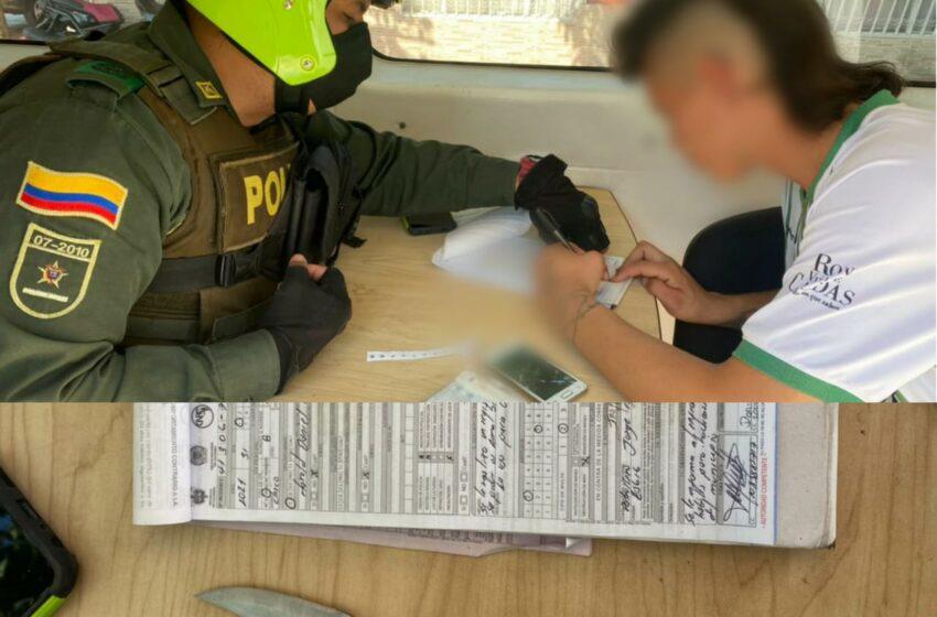 Policía capturó a 16 presuntos delincuentes durante el fin de semana