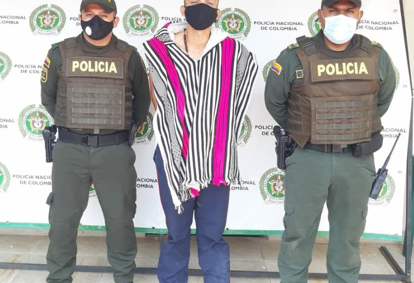 Capturado presunto homicida en Hobo, Huila