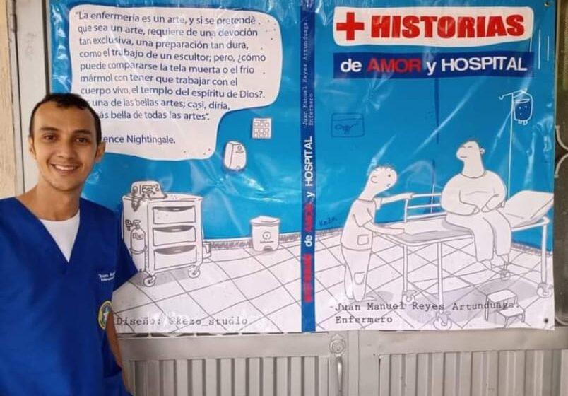 Enfermero y autor de «Historias de amor y hospital»