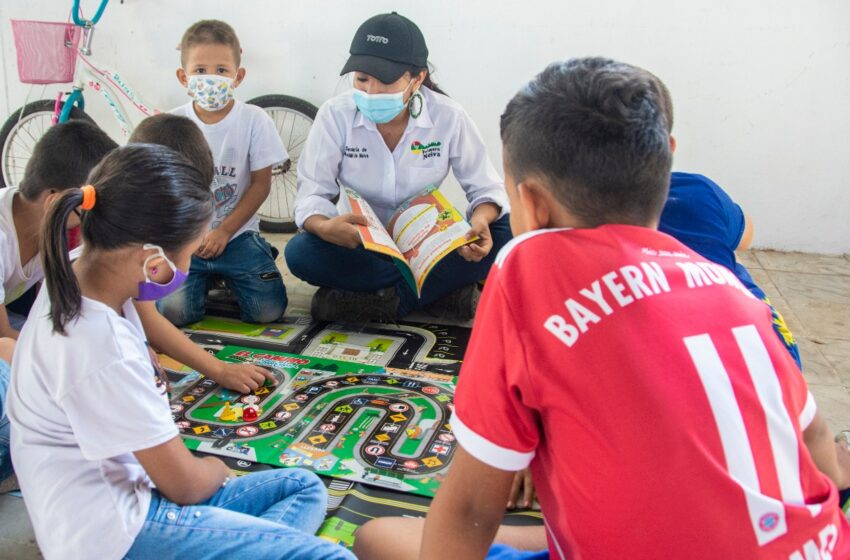 Niños de Neiva iniciaron jornada de educación vial