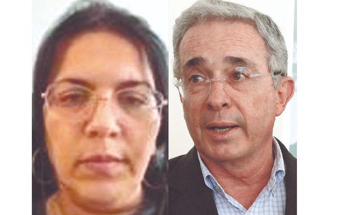 El debate por la nueva víctima del caso Uribe: la exesposa de Juan Monsalve