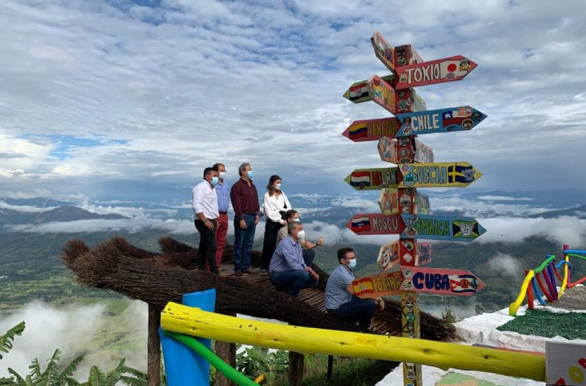 Los compromisos turísticos y empresariales pactados con Garzón, Huila