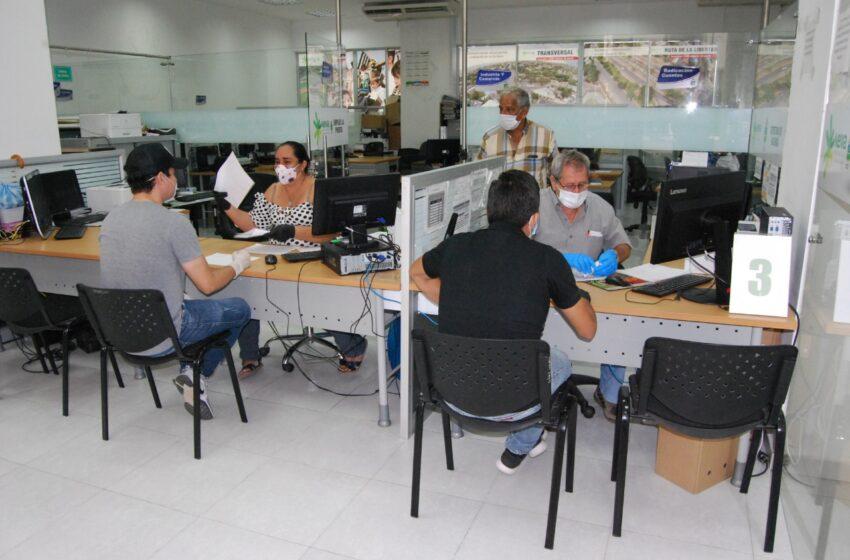 Neiva cerró marzo con un incremento en el recaudo comparado con 2019 y 2020