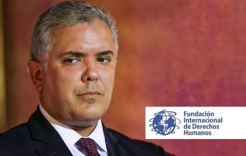Solicitan el arresto del presidente de Colombia