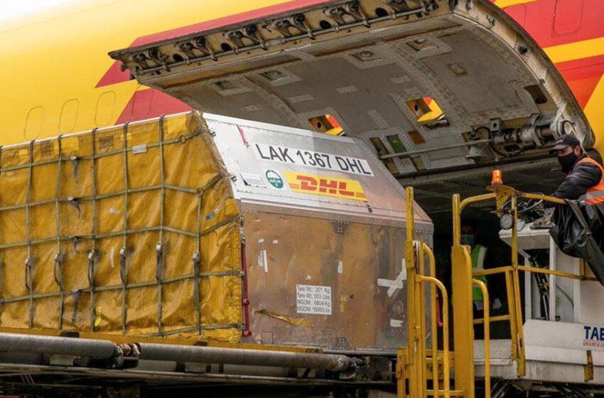 Llegaron a Colombia 391.950 vacunas de Pfizer contra el covid-19