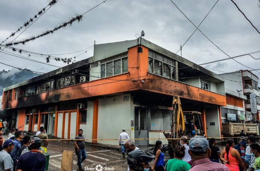 Gobernación del Huila rechaza violencia desmedida en La Plata