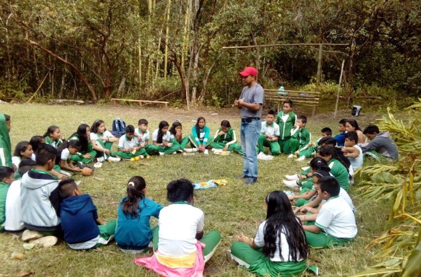 Huila presente en Encuentro Internacional de Educación Ambiental