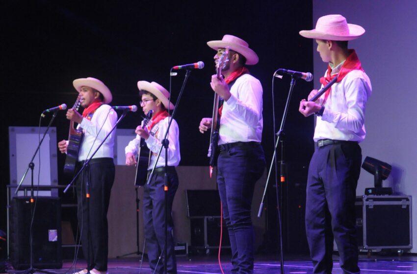 Grandes talentos del Huila se presentaron en el marco del Festival