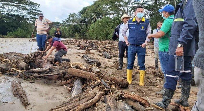 Balance de afectaciones por lluvias en Acevedo y Pitalito