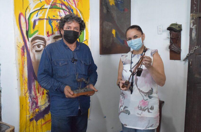 Artesanos del Huila reciben apoyo