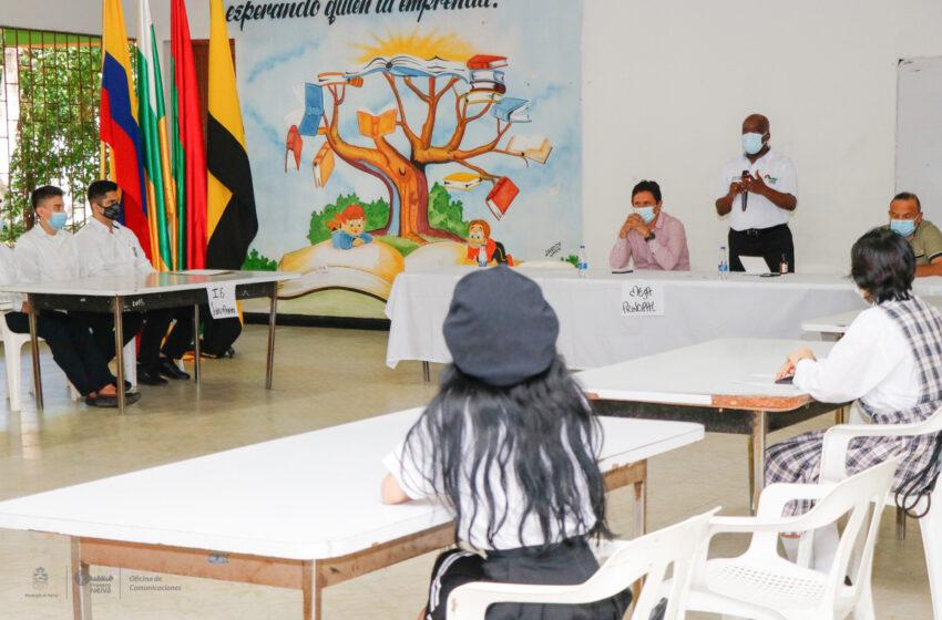 Instituciones educativas de Neiva volverán de forma gradual a las aulas: secretaría de educación
