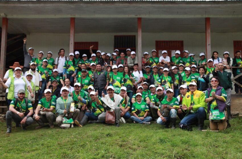 ONG ambientales se dan cita en el Huila