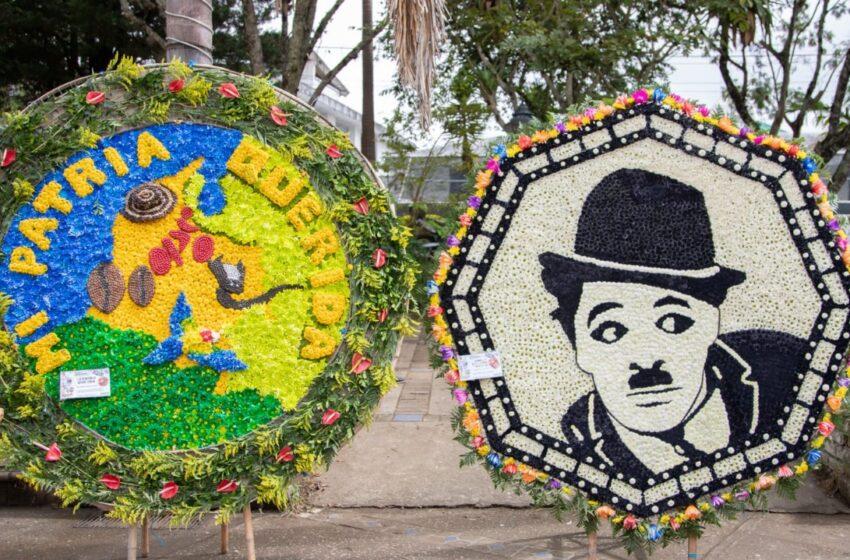 Con el apoyo de Asocolflores los pequeños floricultores del Cauca fueron protagonistas de la Exhibición Agroempresarial y Comercial de Piendamó