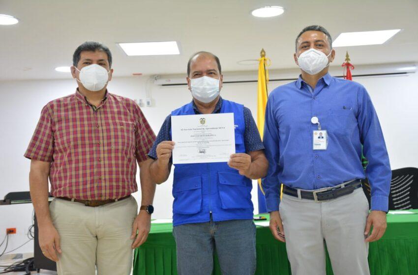 Nuevos técnicos de saneamiento en agua potable para 35 municipios del Huila