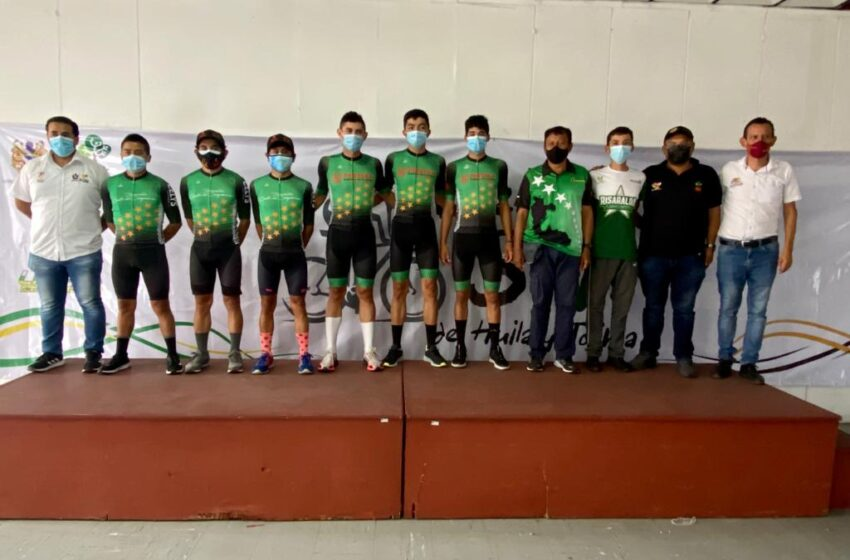 Darwin Atapuma le apunta al título de la Vuelta al Sur del Huila y Tolima