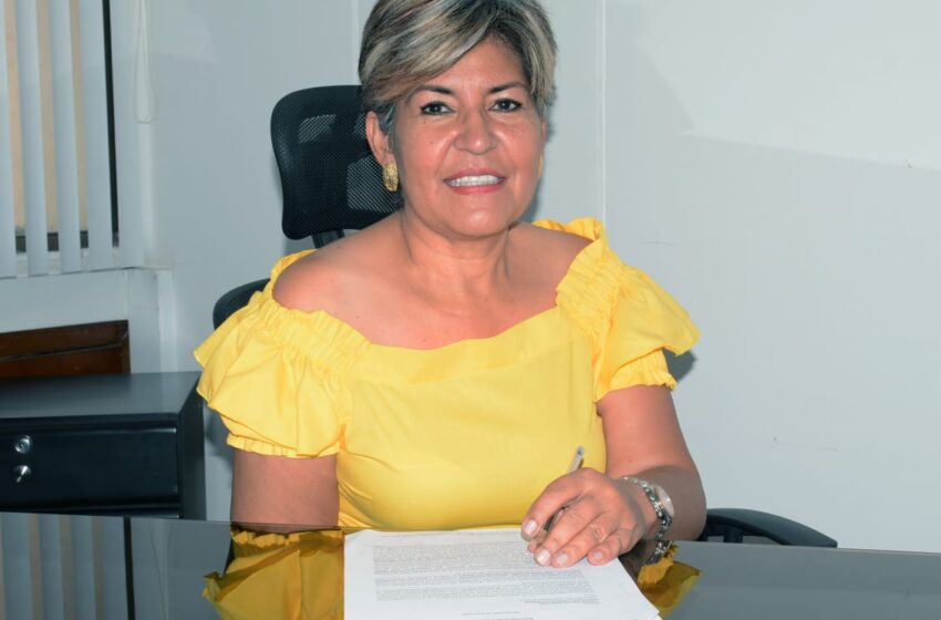 «Los niños y niñas no deben pagar los platos rotos»: Milena Oliveros Crespo