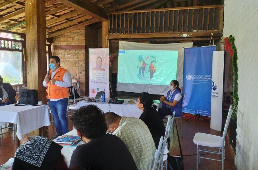 El Huila celebra Día Nacional DDHH con iniciativas de formación
