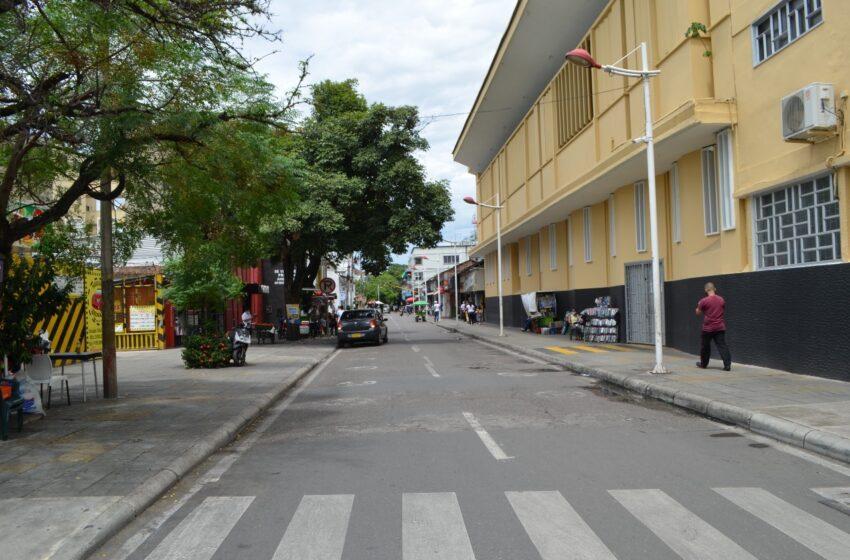 Peatonalización de la calle octava iniciará en enero: las ceibas